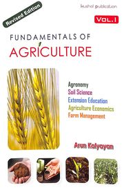 Fundamentals of Agriculture Vol 1
