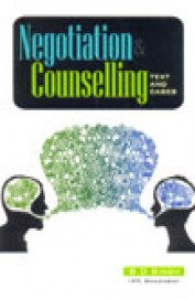 Negotiation & Counselling: Text and Cases