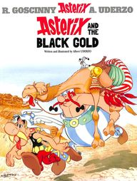 Asterix and the Black Gold 26 price comparison at Flipkart, Amazon, Crossword, Uread, Bookadda, Landmark, Homeshop18