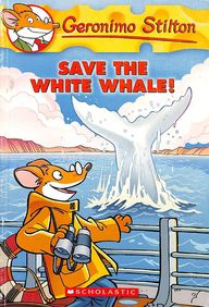 Save The White Whale : 45