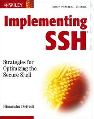 Implementing Ssh: Strategies For Optimizing The Secure Shell