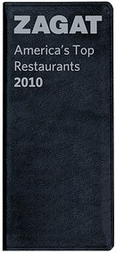 Zagat America's Top Restaurants Leather 2010