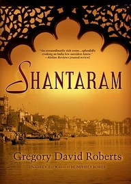 Shantaram (Part 1 Of 2 Parts)(Library Edition)