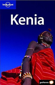 Lonely Planet Kenia
