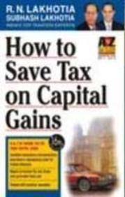How to Save Tax on Capital Gains
