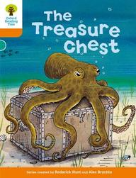 The Treasure Chest. Roderick Hunt