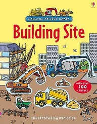 Building Site (Usborne Sticker Books)