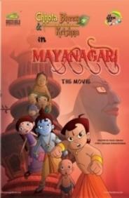 Chhota Bheem Krishna In Mayanagari The Movie