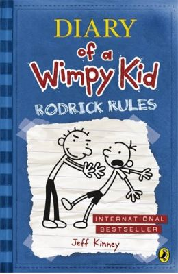 Diary of a Wimpey Kid:Rodrick Rules