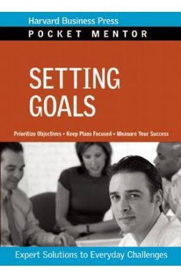 Setting Goals (Pocket Mentor)