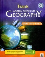 Frank Modern Certificate Geography for Class X (Part II)