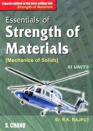 Essential Of Strength Of Materials Mechanics Of    Solids Si Units