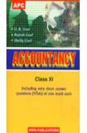 Accountancy Class XI (CBSE Syllabus)