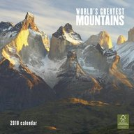 Mountains, World's Greatest 2010 Square Wall (Wall Calendar)