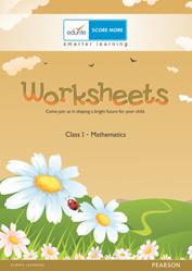 Class 1 Maths Worksheets