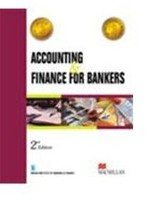 ACOUNTING AND FINANCE FOR BANKERS