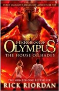 Heroes of Olympus: The House of Hades: Book 4