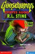 Scream School (Goosebumps Series 2000, No. 15)