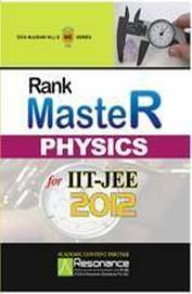 Rank Master Physics For IIT-JEE 2012