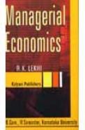 Managerial Economics Bcom 2 Sem: Kar