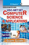 UGC NET/SET Computer Science & Applications Exam Guide (Paper II & III)