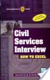 Civil Services Intrview