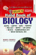 Hand Book of Biology: Medical Entrance Examinations