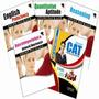 Study Material For MBA Entrance Exams (set Of 5 Books)