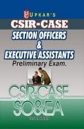 Csir - Case Section Officers & Executive Assistants ( 1670 )