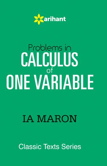 Problems In Calculus In One Variable