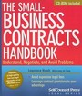 The Small Business Contracts Handbook: Understand, Negotiate, And Avoid Problems (Self-Counsel Legal)
