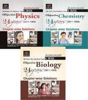 AIPMT 24 Years' CBSE Objective :2011-1988