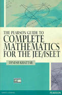 The Pearson Guide to Complete Mathematics For The JEE/ISEET