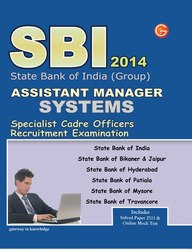 Study Guide SBI Group Assistant Manager (Systems) Specialist Cadre Off 2014: 8th Edition