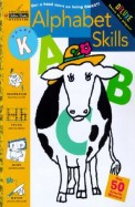 Alphabet Skills - Kindergarten: With Stickers (Workbook)