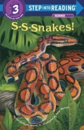S-S-snakes! (Step-Into-Reading, Step 3)