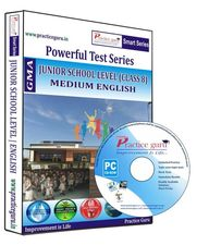 Powerful Test Series: Junior School Level (Class 8+)