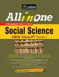 All in One A Complete Book In Itself Social Science CBSE Class 9th Term-I