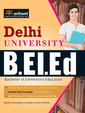 Delhi University B.El.Ed Common Entrance Exam (CEE)