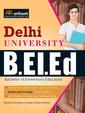 Delhi University B.El.Ed Common Entrance Exam (CEE)