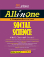 CBSE All-In-One Social Science Class 10th Term-I
